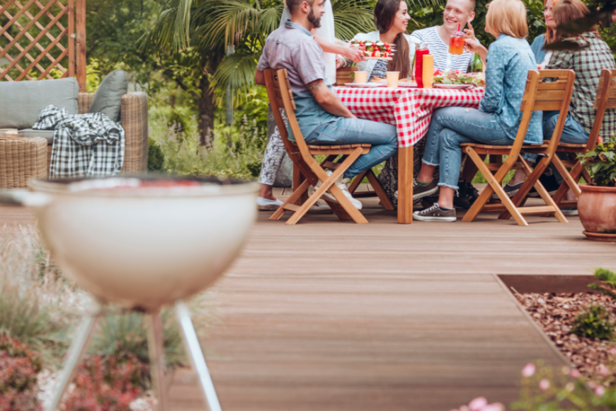 How To Have a Mosquito-Free Barbecue This Summer